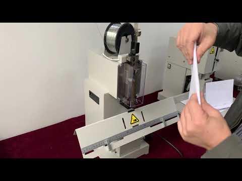 Desktop Wire Stitching Machine
