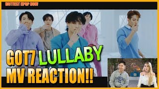 [SectionTV KPOP] Got7's New Song 'Lullaby' MV Reaction!!