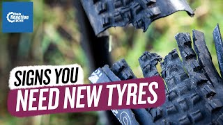 6 Signs You Need New Bike Tyres | CRC |