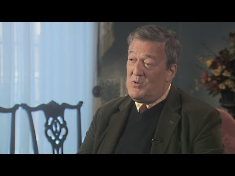 Stephen Fry o Bohu