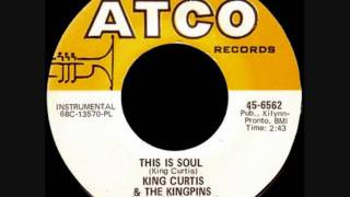 This Is Soul King Curtis