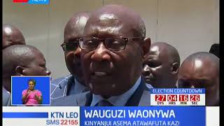 Gavana wa Nakuru Lee Kinyanjui atoa onyo kwa wauguzi wa kaunti ya Nakuru