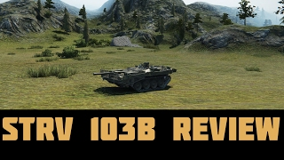Strv 103B review! Is it worth the grind?