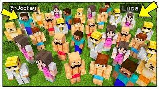 NON UCCIDERE LO YOUTUBER SBAGLIATO! - Minecraft ITA