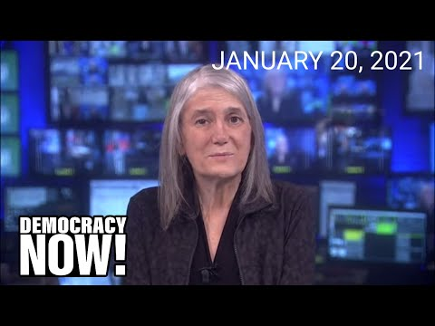 Top U.S. & World Headlines — January 20, 2021