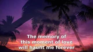 The Platters - Sleepy Lagoon (Lyrics)