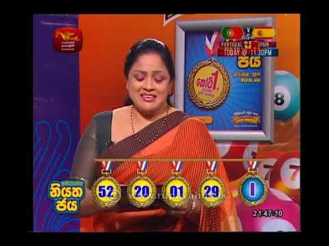 2018-06-14   Niyatha Jaya   Draw No-676