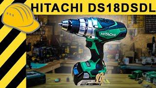 HITACHI DS18DSDL 18V AKKUSCHRAUBER TEST