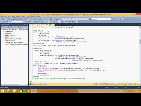 SQL Complex Queries , Query Optimization and Interview Questions SQLServer 2016
