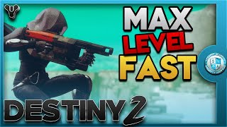 [Destiny 2] Power Level Fast | Beginner Guide | 750 to Max