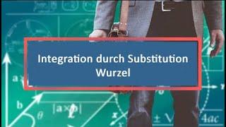 Schwierige Substitution mit e^x und Wurzel und Bruch, Integration ...