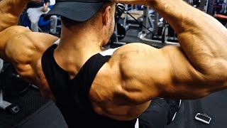 9 Exercises For Upper Back & Trap Thickness