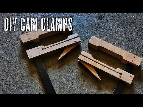 DIY Cam Clamps