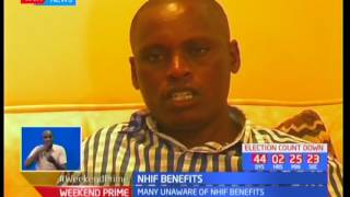 Kenyans missing out on new NHIF benefits