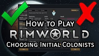Easiest Way To Start Rimworld - Beginner Tips | BigHugeTips