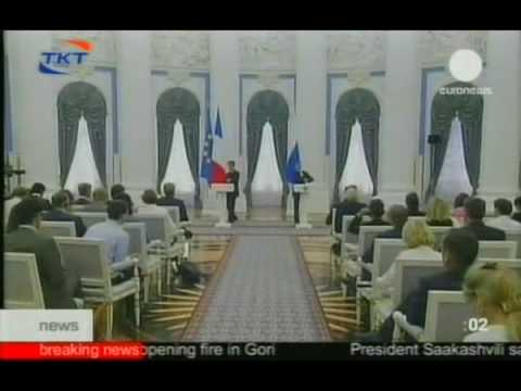 EuroNews 2008.08.13 16.00