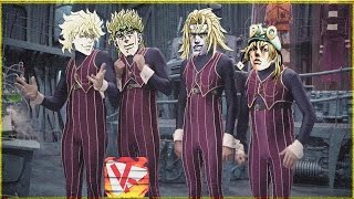 We are number one but every villain is dio and Joseph Speaks In English After Every Dio | JOJOKE