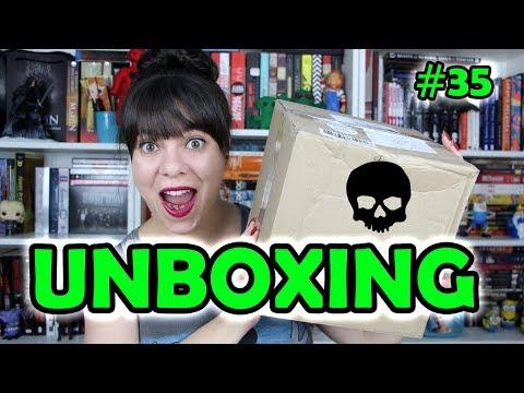 Unboxing DarkSide Books #35