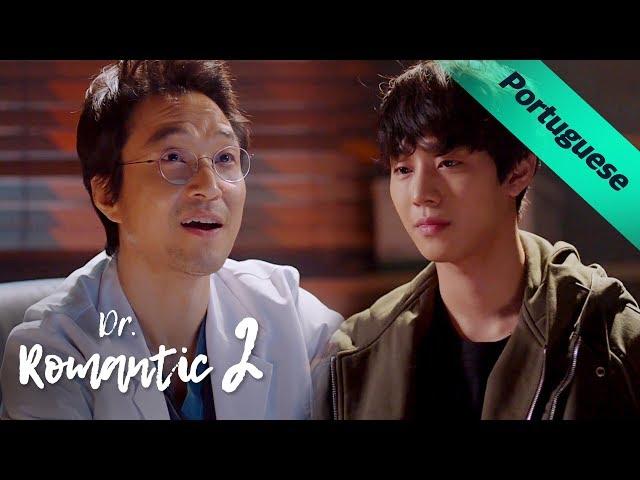 Ahn Hyo Seop está rindo do Han Seok Kyu? É meio constrangedor [Dr. Romantic 2 Ep 4]