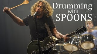 Spoonman by Soundgarden - but it