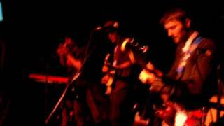 100 Monkeys singing Prayer @ Backstage Lounge September 20, 2009