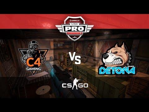 Alienware Liga Pro GC MAR/18 - C4 Gaming vs. DETONA Gaming (Train)