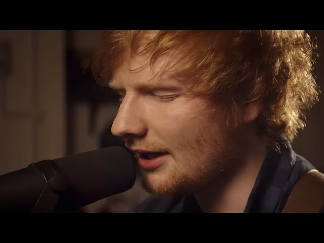 I'm A Mess (Acoustic) - ED SHEERAN