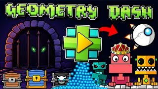 GEOMETRY DASH EN 1 MINUTO