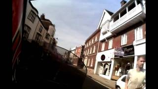 preview picture of video 'Motorcycle Tour of Lewes, East Sussex, UK'