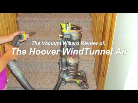 Hoover WindTunnel Air UH70400 Vacuum Review