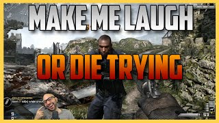 New Series: Make Me Laugh, Or Die Trying. (Call of Duty Ghosts) | Swiftor