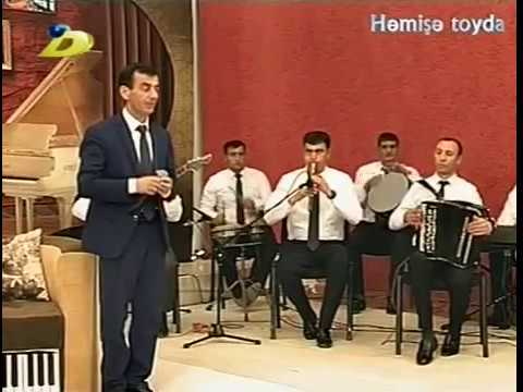Celal Zerbaliyev Bala Ceyran papuri Mugam 2016 Dunya Tv Hemise Toyda 4 Verlisi 09 01 2016