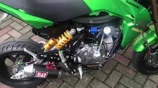 Takegawa 178cc Kawasaki Z125 Big Bore Up