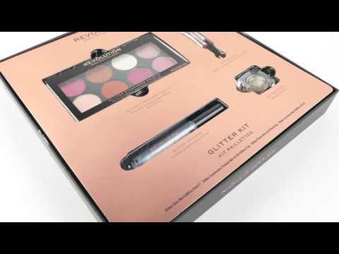 Makeup Revolution Makeup Revolution Glitter Kit