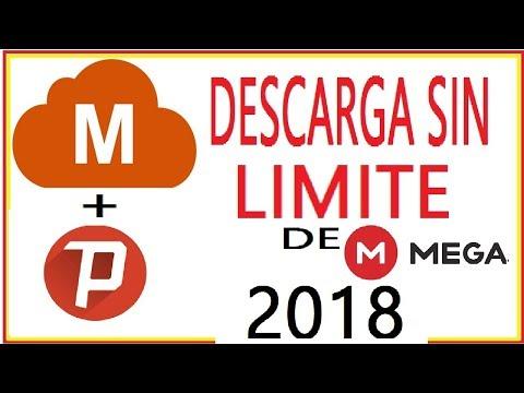 ▻ DESCARGA DESDE MEGA SIN LIMITES 2019 | Solución