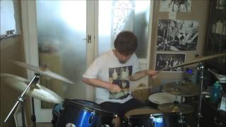 REAL PEOPLE - CHIC Drum Cover