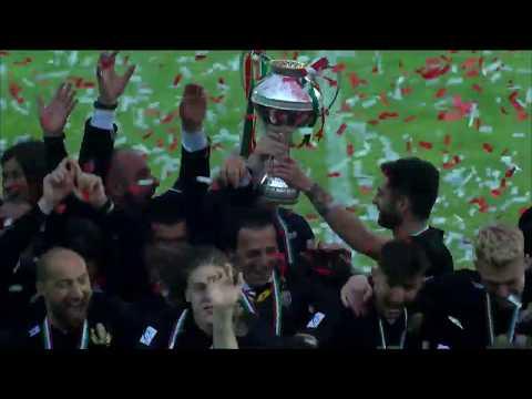 La Viterbese vince la Coppa Italia di serie C