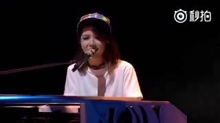 鄧紫棋 G.E.M.【漂向北方 Stranger In The North 】@新加坡演唱会 Singapore Concert
