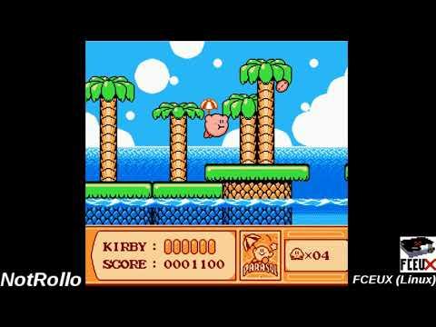 Kirby's Adventure (USA) ROM < NES ROMs | Emuparadise