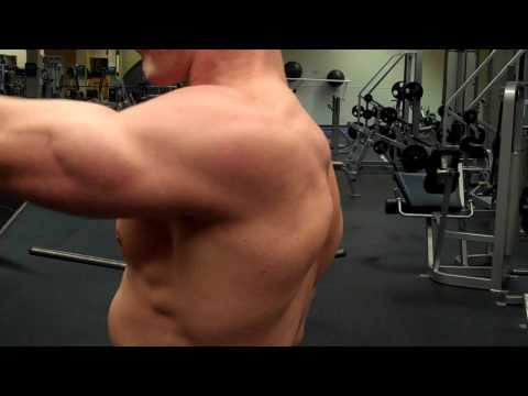Dumbbell Alternating Front Raise