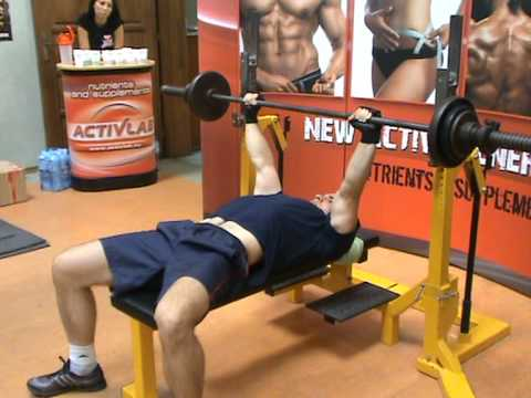 Denis Borisow jak szybko pozbyć się brzucha