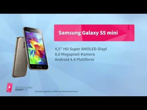 Samsung Galaxy S5 mini + Handy ohne Schufa Vertrag