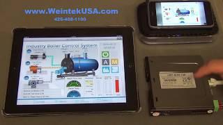 cMT-SVR-100/102 Demo - Remote HMI with Multi Device Control