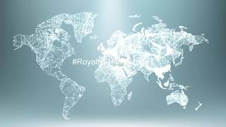 world map video background   4K abstract world map   world map footage   Royalty Free Footages