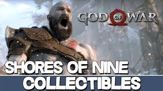 God of War | Shores of Nine Collectibles Guide