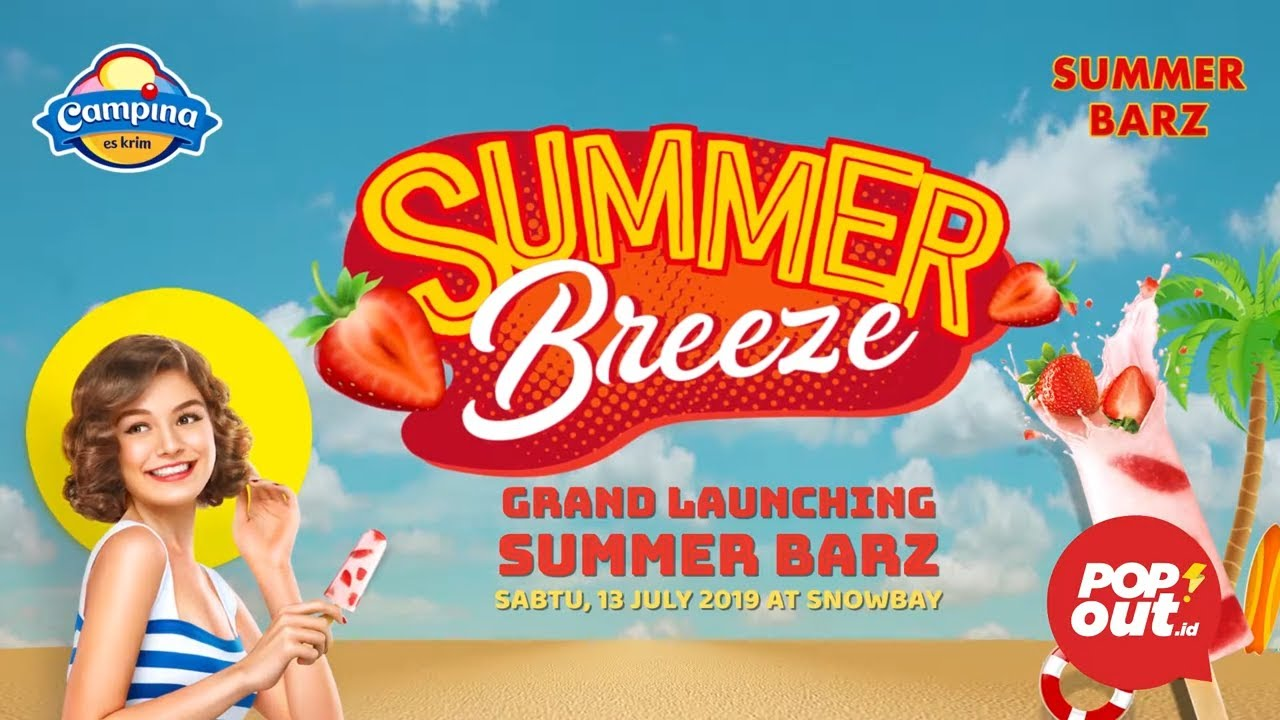 Grand Launching Summer Barz Campina