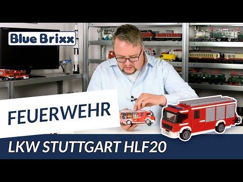 LKW Stuttgart, Feuerwehr, 1629 AF HLF20