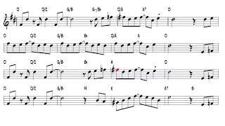 The entertainer scott joplin 1917 alto sax
