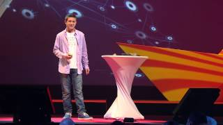 How I built a nuclear reactor at the age of 13   Jamie Edwards   TEDxCERN