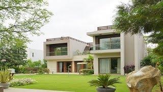 Double Floor House For 15 Lakh Modern Home Design Elevation